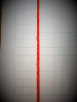 画像2: ジルコンボタンカット・オレンジ