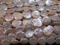 淡水パール コイン ホワイト