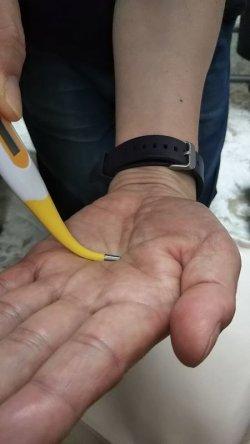画像2: デジタル体温計