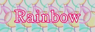 Rainbow・・・アクセサリーパーツ、天然石、淡水パールのお店